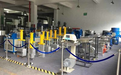 NINGBO LVHUA PLASTIC & RUBBER MACHINERY INDUSTRIAL TRADE CO.,LTD.