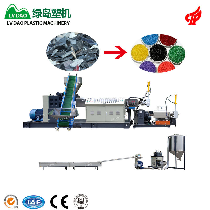 Automatic Pp Recycling Machine / Durable Plastic Bottle Recycling Machine